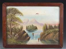 Attr. to Ralph Redpath (America/New York, c.1850)