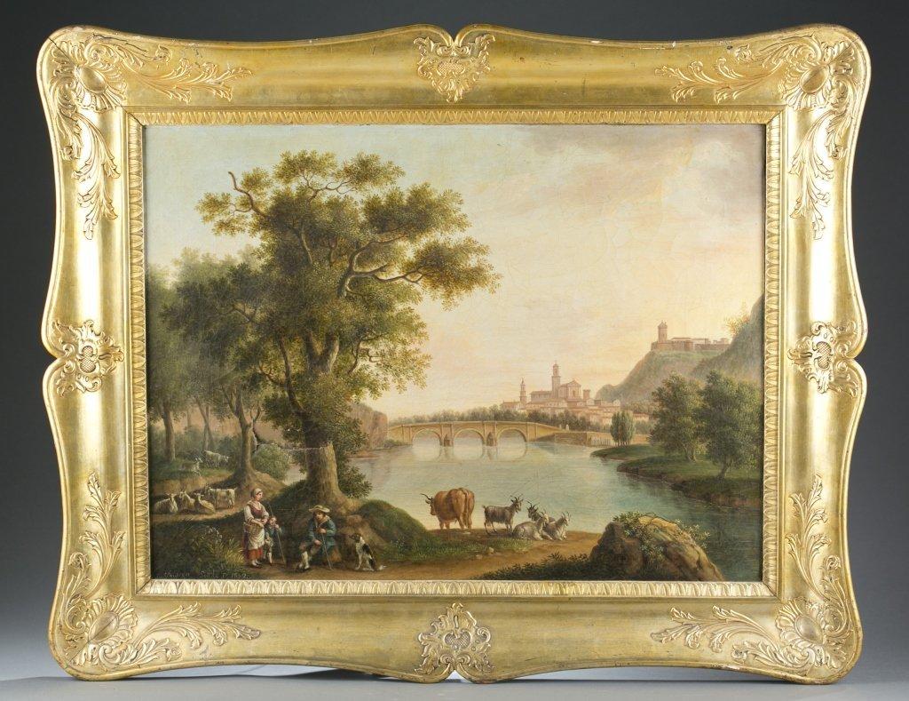 Andrea Sottile (Italy, 1802-1856?).