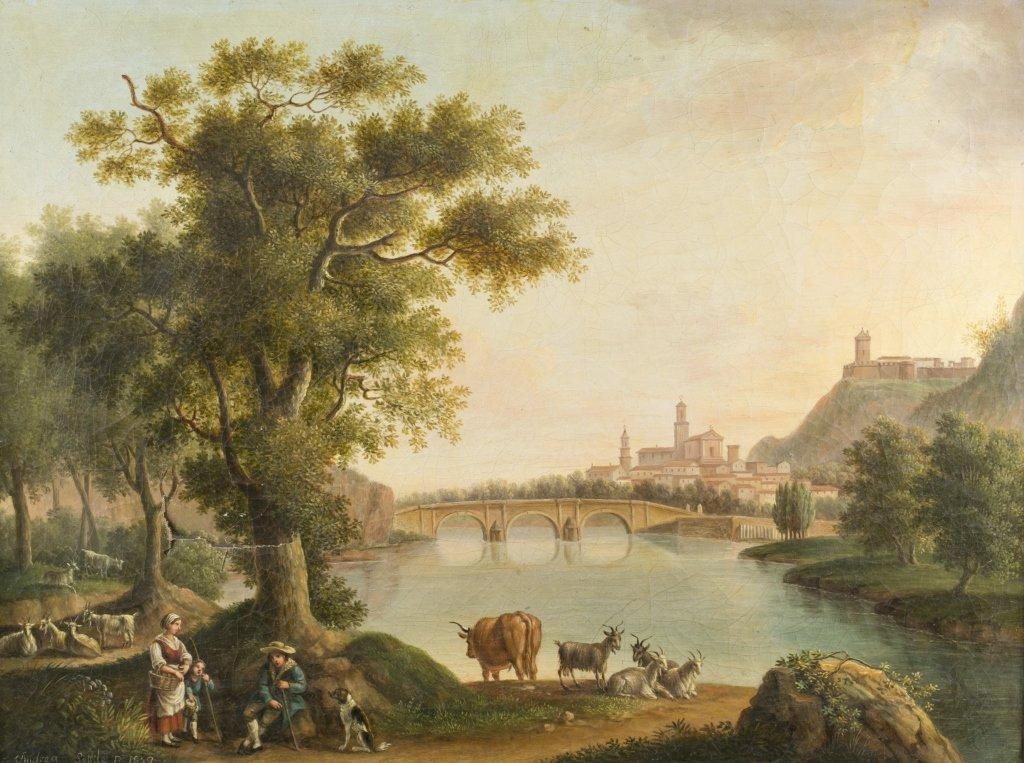 Andrea Sottile (Italy, 1802-1856?). - 2