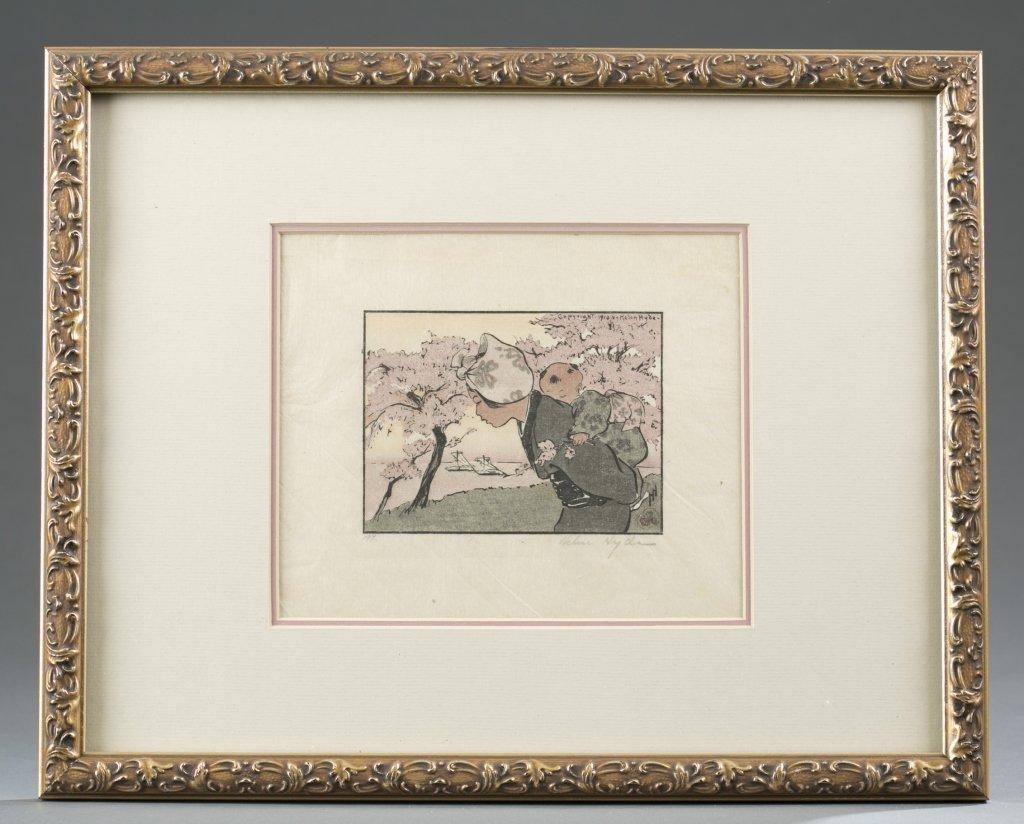 Helen Hyde (USA/Japan, 1868-1919).