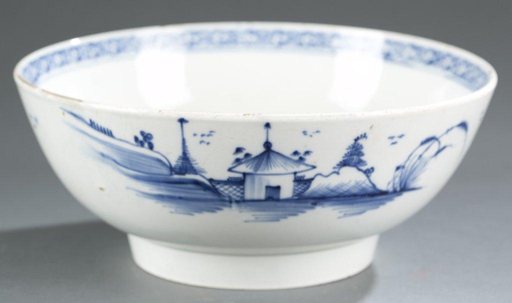 Blue & White Chinese Bowl. - 3