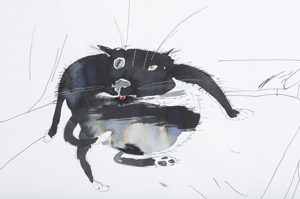 Ian Pollock (England, b. 1950). - 5