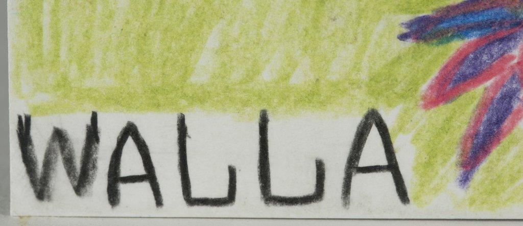 "August Walla (Germany, 1936-2001) ""Katze"". - 4"