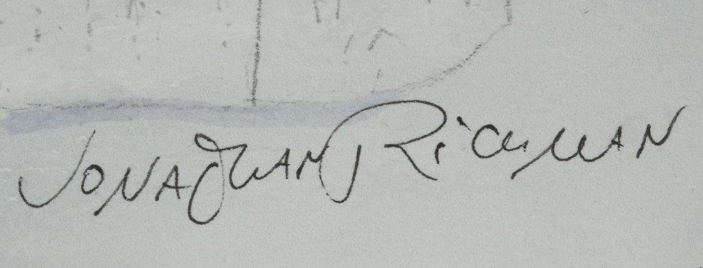 Jonathan Richman (US/California, 20th c.). - 7