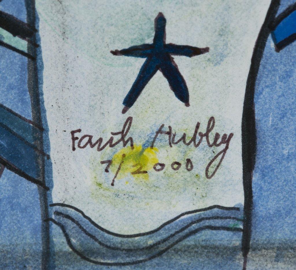 Faith Hubley (US/California, 1924-2001). - 4
