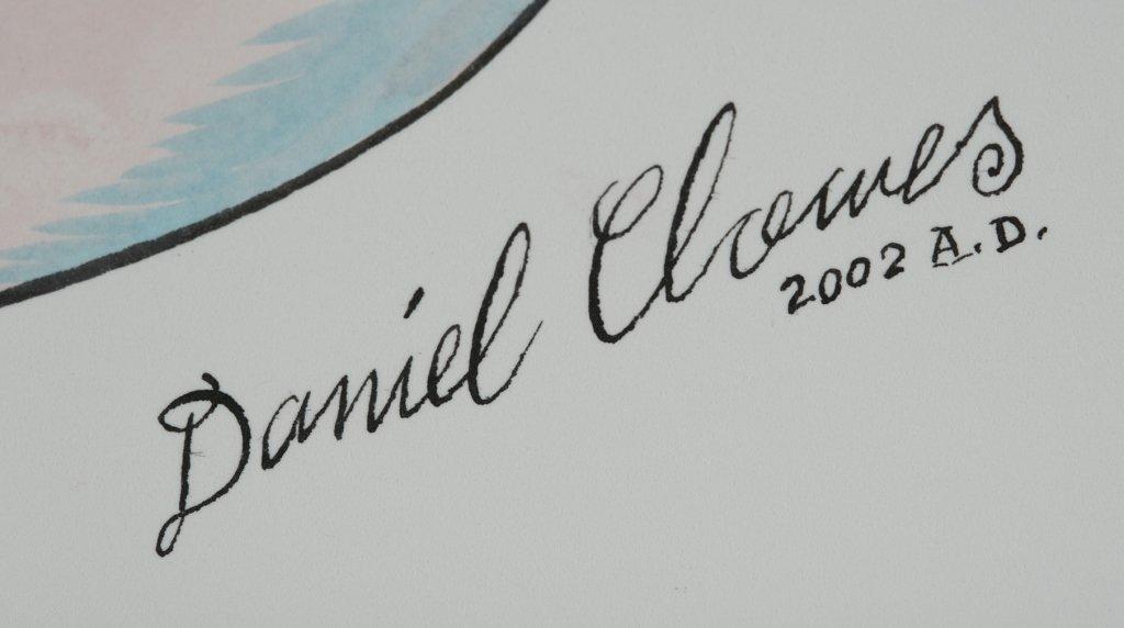 Daniel Clowes (US/Illinois, b. 1961). - 3