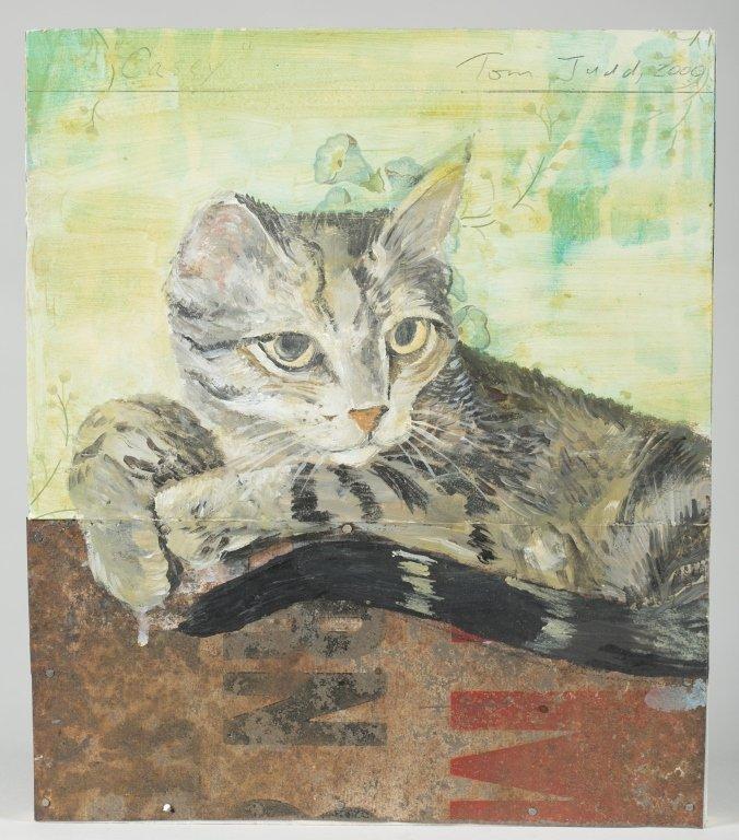 Tom Judd (US/New Jersey, b. 1952).