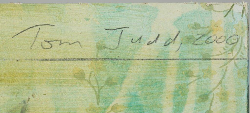 Tom Judd (US/New Jersey, b. 1952). - 4