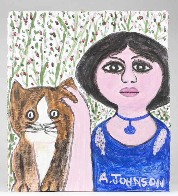 Anderson Johnson (US/Virginia, 1915-1998).