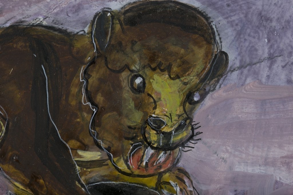 Andrew Van Tsihnahjinnie (Arizona, 1916 - 2000). - 3