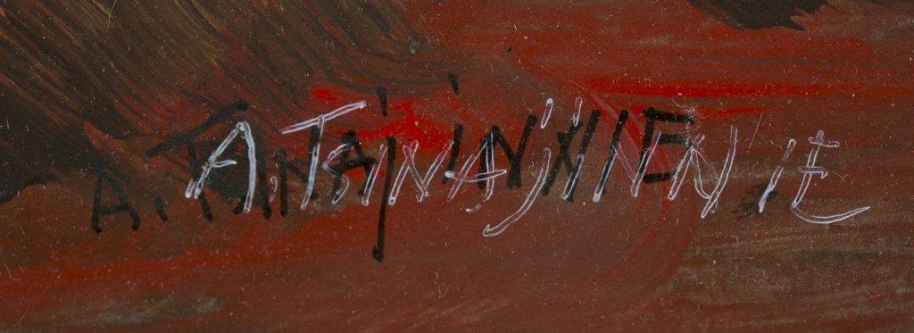 Andrew Van Tsihnahjinnie (Arizona, 1916 - 2000). - 5