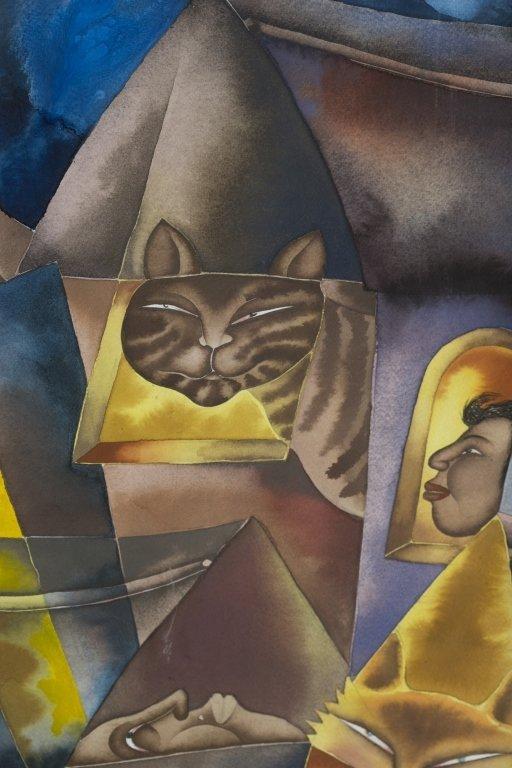 Maximino Javier (Mexico, b. 1948). - 4