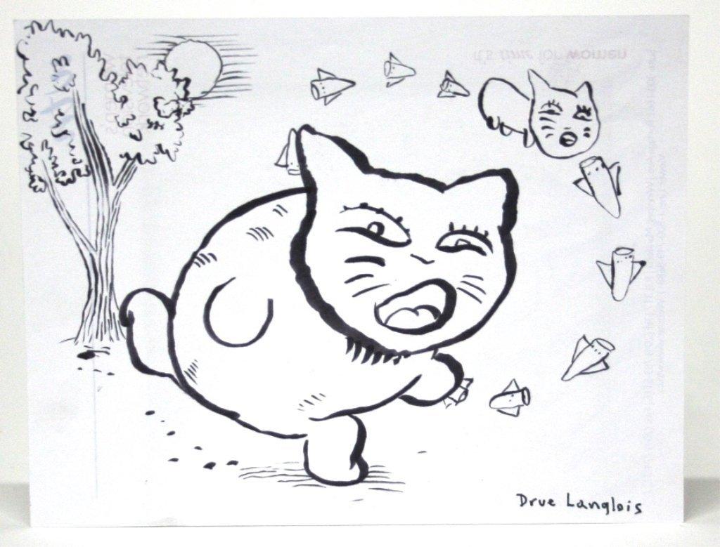 Drue Langlois (Canada, b. 1972). - 2