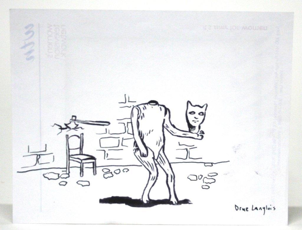 Drue Langlois (Canada, b. 1972). - 5