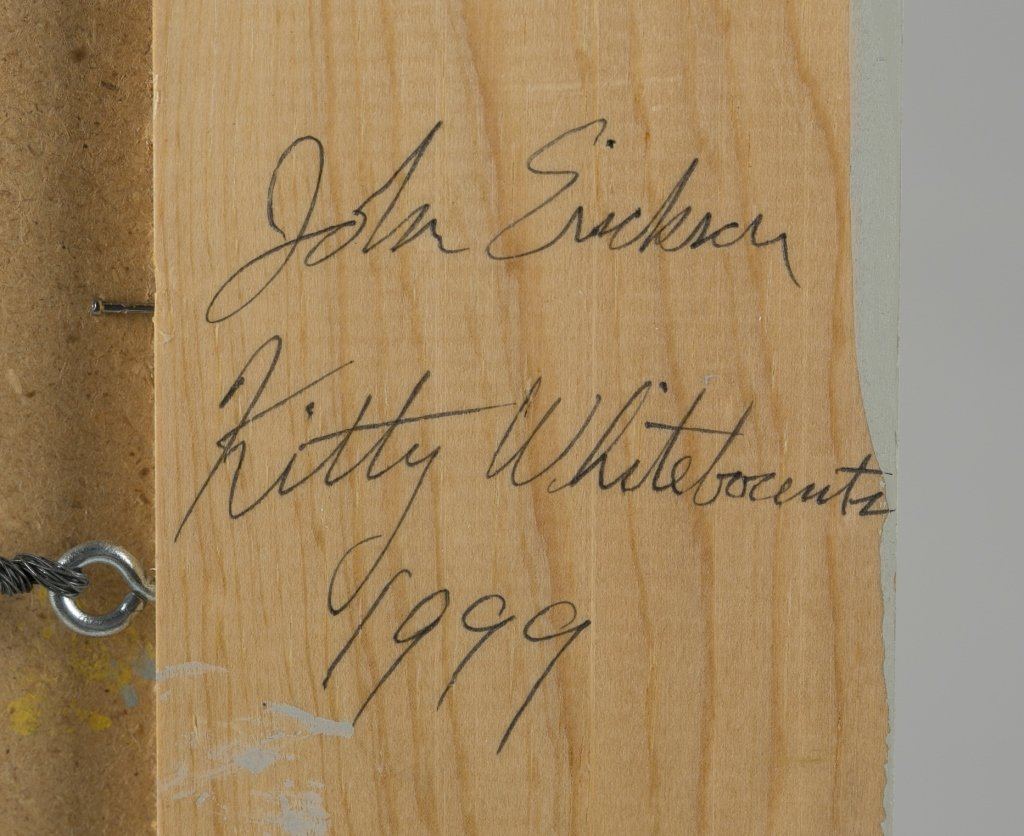 John Erickson (United States, 20th/21st c.). - 3
