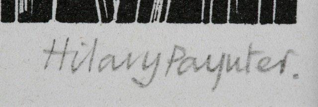 Hilary Paynter (England, b.1943). - 4