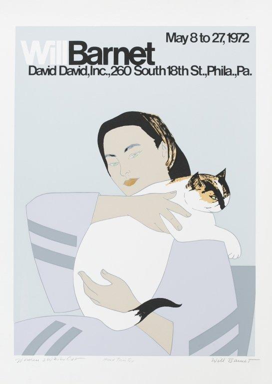 Will Barnet (US/New York, 1911-2012)