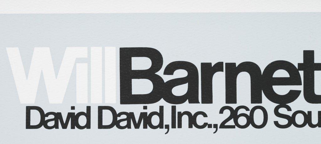 Will Barnet (US/New York, 1911-2012) - 2