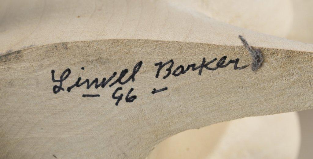 Linvel Barker (US/Kentucky, b. 1929). - 5