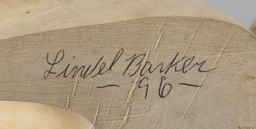 Linvel Barker (US/Kentucky, b. 1929). - 6