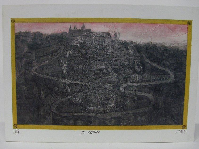 Peter Sis (Czech, b. 1949). - 5