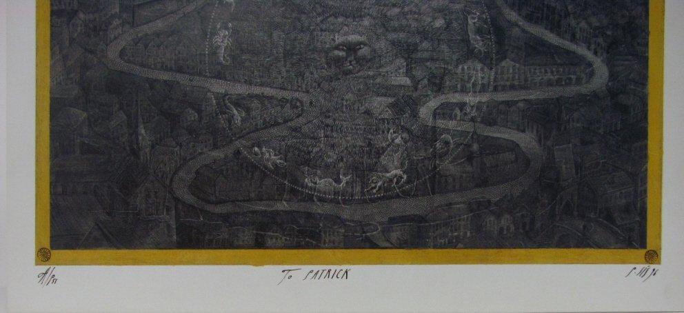 Peter Sis (Czech, b. 1949). - 6