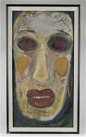 Jon Serl (US/California, 1894-1993).