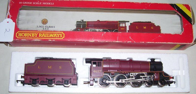Hornby Railways R.842 L.M.S Loco