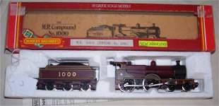 Hornby Railways R 355 M.R. Compound No 1000