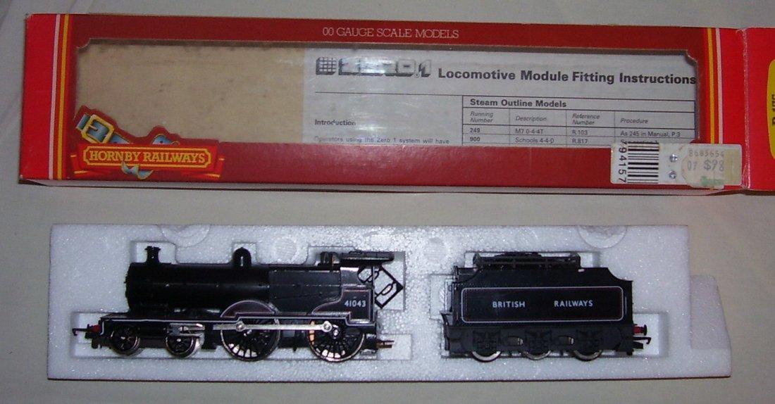 7: Hornby Railways R.175 Compound Locomotive B.R,
