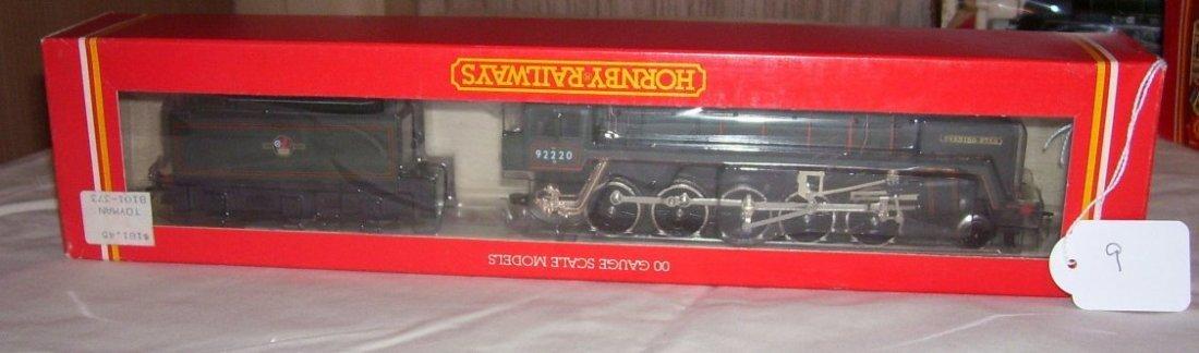 9: Hornby Railways R.373 BR 2-10-0 Loco Evening Star,