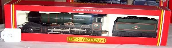 12: Hornby Railways R.303 4-6-2 Loco,