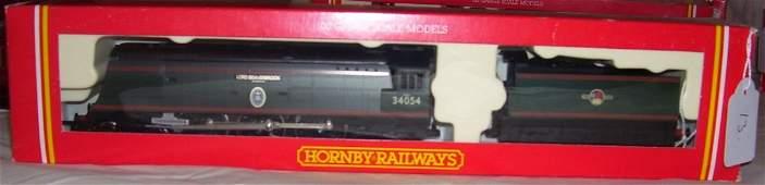 13: Hornby Railways R.310 BR 4-6-2 Loco,