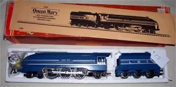 15: Hornby Railways R.834 LMS 4-6-2 Loco Queen Mary,