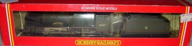 Hornby Railways R.578 BR 4-6-0 Loco,