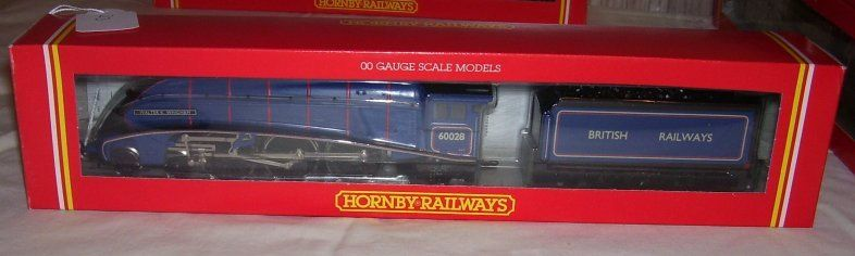 Hornby Railways R.294 BR 4-6-2 Loco,