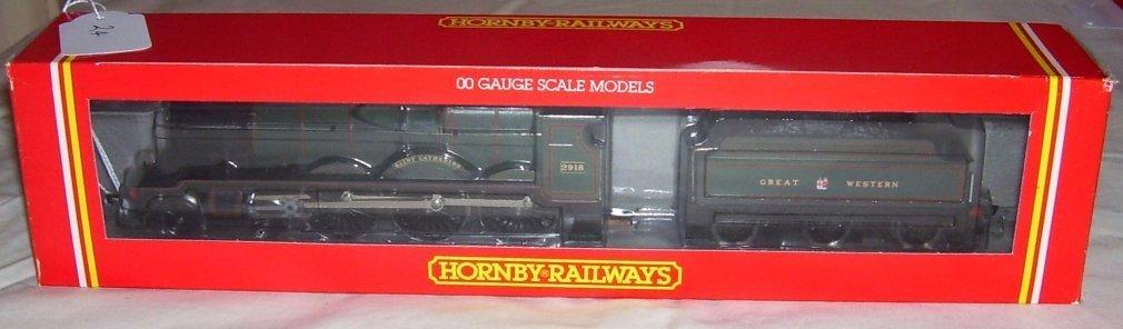 25: Hornby Railways R.141 GWR 4-6-0 Loco,