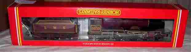 28: Hornby Railways R.312 LNER 4-6-2 Loco Silver Link,