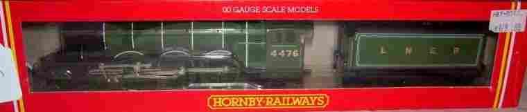 36: Hornby Railways R.-042 LNER 4-6-2 Loco,