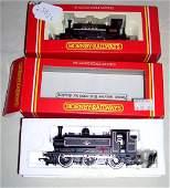 38: Hornby Railways R.214 0-4-0 Tank Powergen Loco,