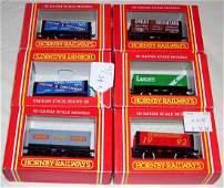 45: Hornby Railways R.424 SR Composite Coach x 3,