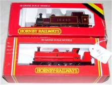 50: Hornby Railways R.052 L.M.S. 0-6-0T Jinty Loco,