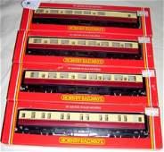 51: Hornby Railways R.410 BR Ex LNER Brake Coach,