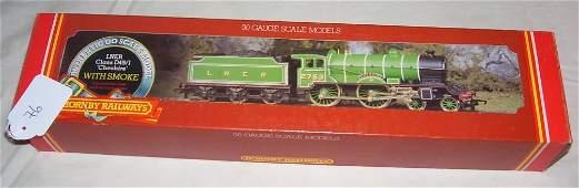 73: Hornby Railways R.138 BR 4-6-2 Loco,