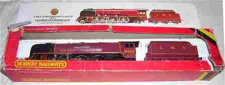 76: Hornby Railways R.188 LNER 4-5-0 Loco,