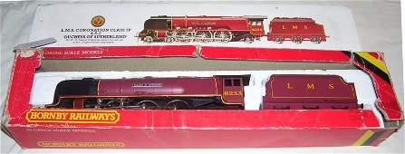 80: Hornby Railways R.066 LMS 4-6-2 Duchess Loco