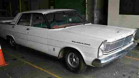 100: 1965 Ford Galaxie 500 Sedan,