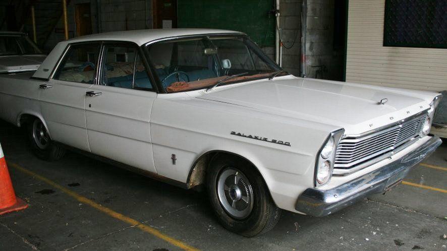1965 Ford Galaxie 500 Sedan,
