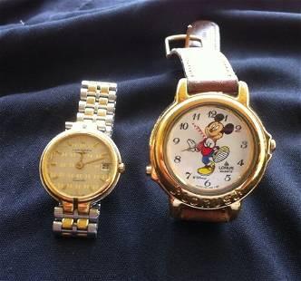 Selection of Ladies Quartz Watches