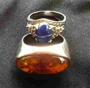 Selection of Ladies Dress Rings ,